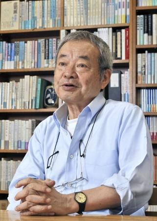 和田誠さん 写真 読売新聞アフロ