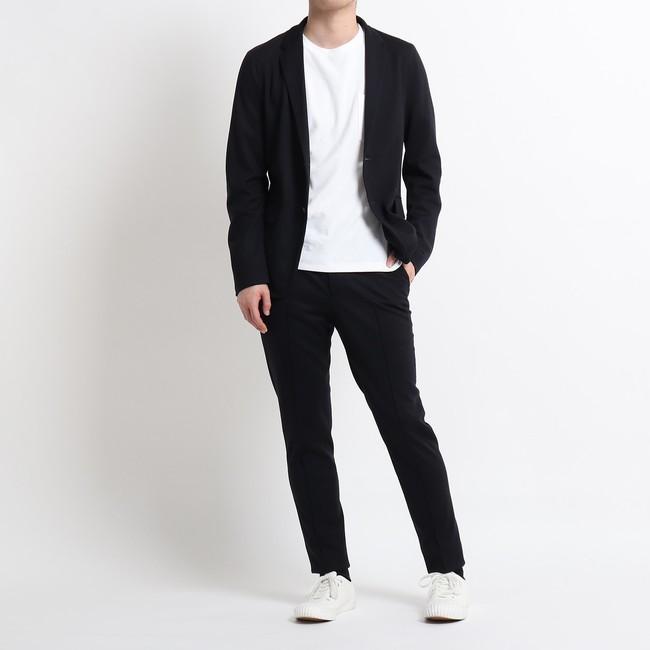 Wool Mobile Jacket ¥64,900(税込) Wool Mobile Pants ¥28,600(税込)   EFT Wool T-shirt ¥12,100(税込)