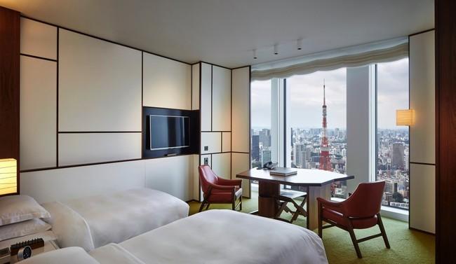 「アンダーズ 東京」 客室イメージ