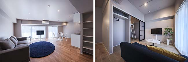 SOHO&Apartment