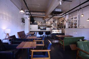 フラッグショップCAFE FUNCHANAは2009年オープン。地元では有名な人気カフェ。