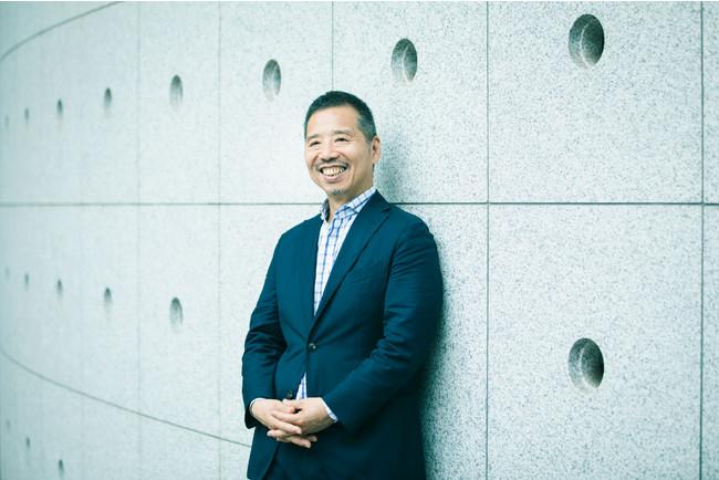 Yuji Akimoto (C)︎KAMADO Inc. Photo by Yuba Hayashi