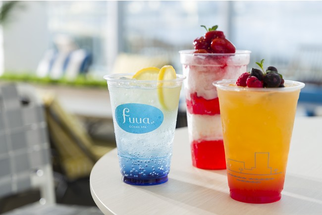 『Fuua Cafe』 アルコールやオリジナルドリンクが楽しめる
