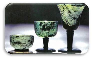 シルクロードの特産品「夜光杯」