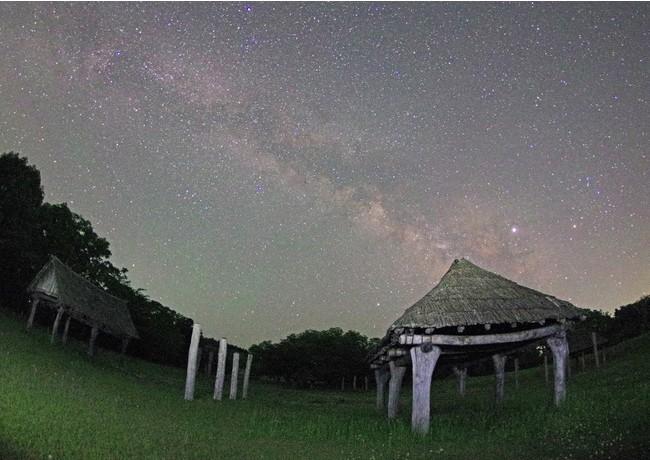 縄文の星空体験