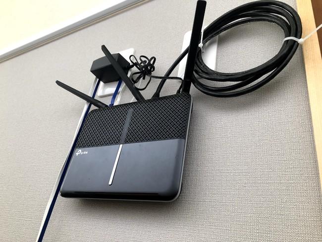IPV6プラス回線を使用したギガビットWifi