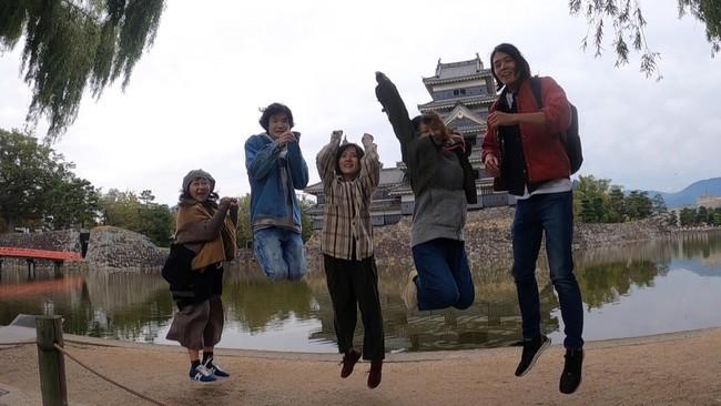 TEAM Opcebo(松本城)