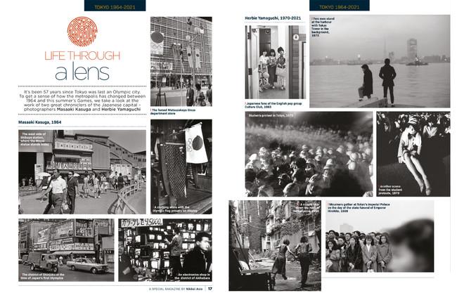 写真家、春日昌昭とハービー・山口が捉えた1964~2021年、あの頃の東京