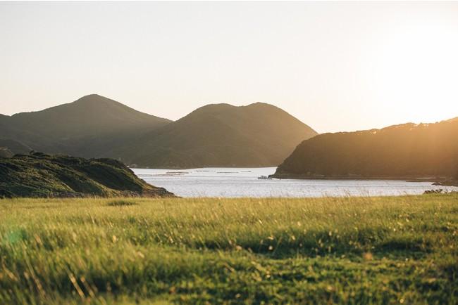 展開地イメージ:九州の豊かな自然、文化、人の温かさを感じられる拠点に展開を計画