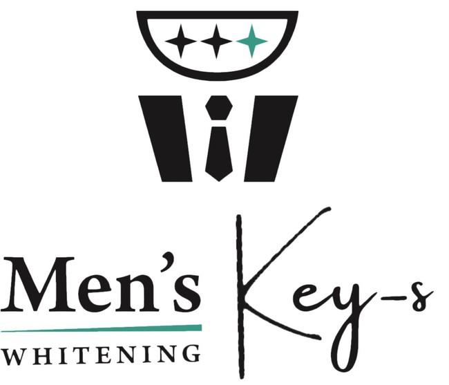 メンズホワイトニングサロンのロゴ