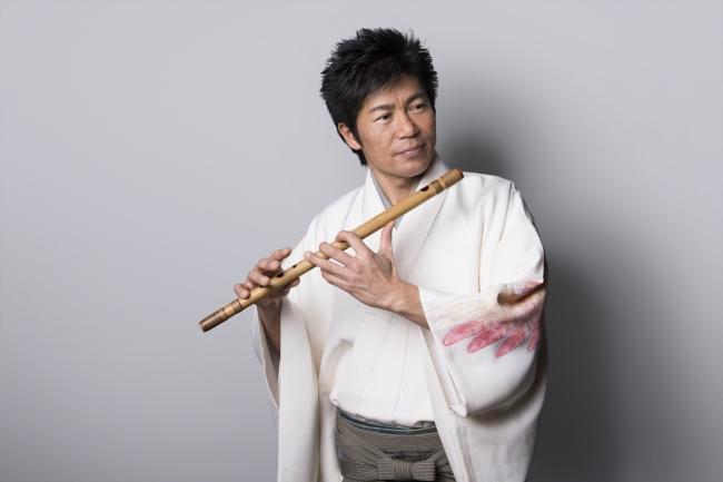 篠笛奏者 狩野泰一