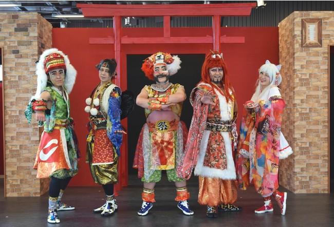 ハナハナ盆ダンス