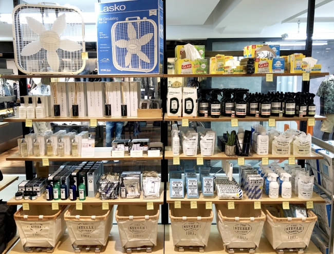 ORGANIC CHOICE、 LAYERED FRAGRANCE 、Mens Society、PROUDMEN、etc.