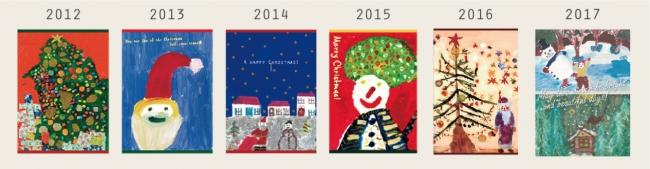 2012年からのクリスマスショッパー
