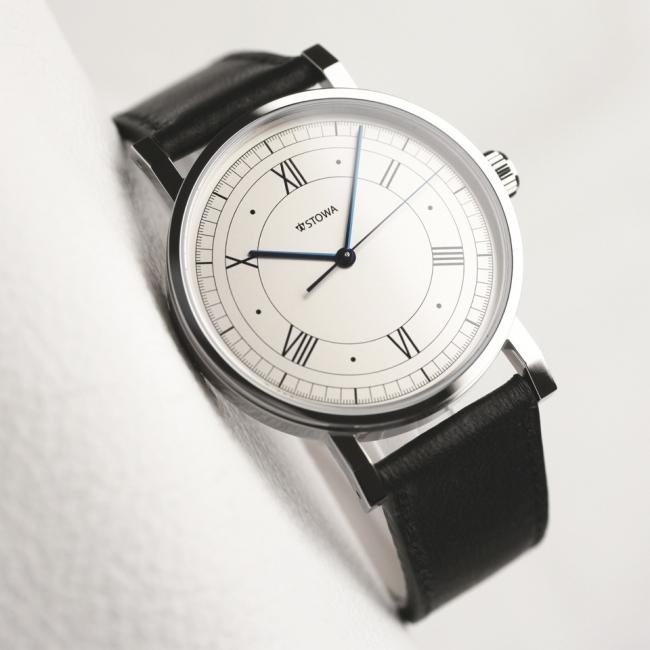 100% authentic fdf30 3c3a2 ドイツの腕時計ブランド『STOWA』(ストーヴァ)から、バウハウス ...