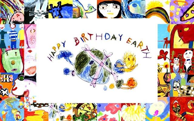 Kids Helping Kids ~子どもたちの絵で地球を塗り替えよう~
