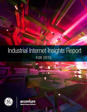 GEとアクセンチュアの最新グローバル調査―インダストリアル・インターネット戦略を推進する上での喫緊の課題はビッグデータ分析であることが明らかに|日本GE株式会社のプレスリリース