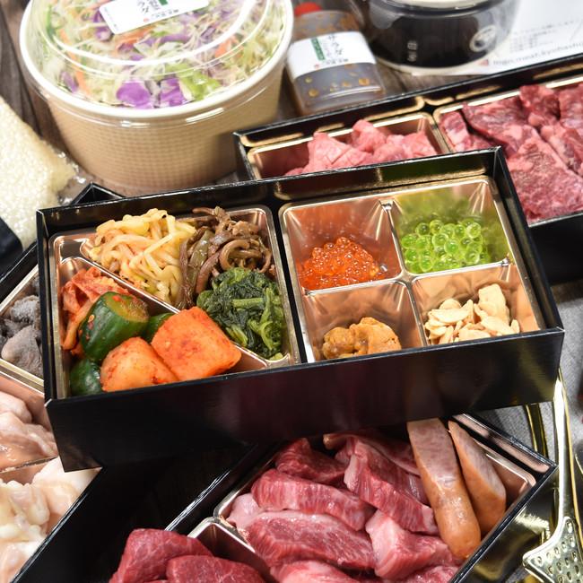 ◇一の段◇お肉と楽しむ逸品 ※写真はイメージです。