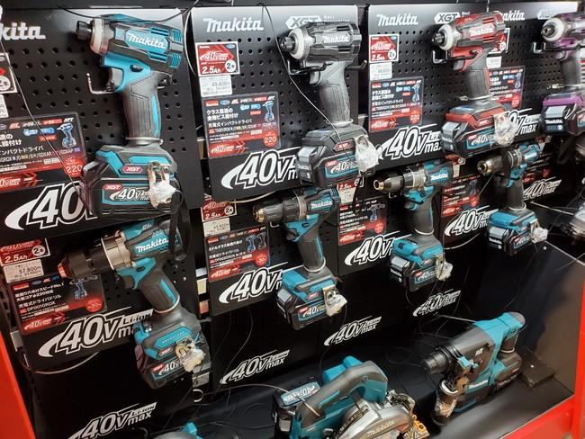 有名メーカー工具も多数