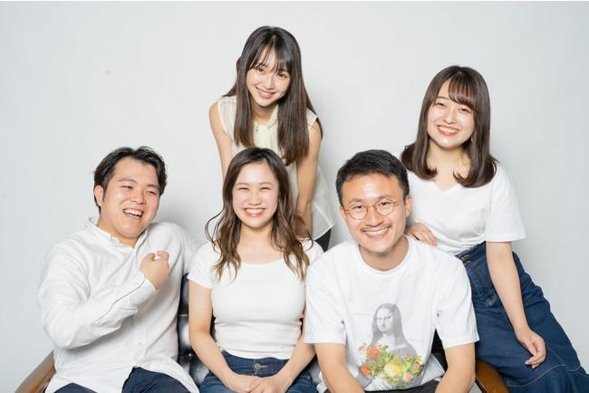 運営メンバー, 撮影:工藤理世菜