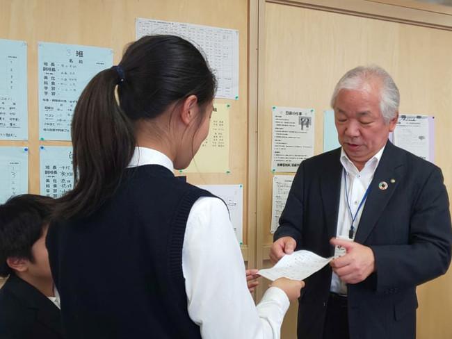 渋谷本町学園 2019年10月29日撮影