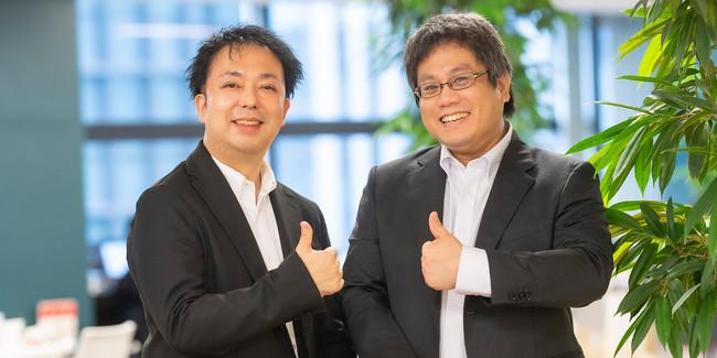 代表取締役 石川靖 x キャリアカウンセリング部長 木村俊夫
