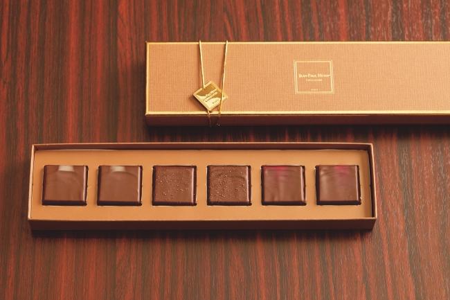 ボワットゥ ショコラ 6個入 グラン クリュ(フランス製)6個入 3,000 円+税 (数量限定)