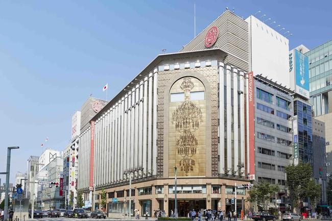 銀座三越に新しい街のシンボル 銀座シャンデリア、誕生。|株式会社 三越伊勢丹ホールディングスのプレスリリース