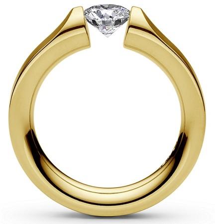 <ニーシング>リング 820,600円から(K18YG、ダイヤモンド0.5ct~)