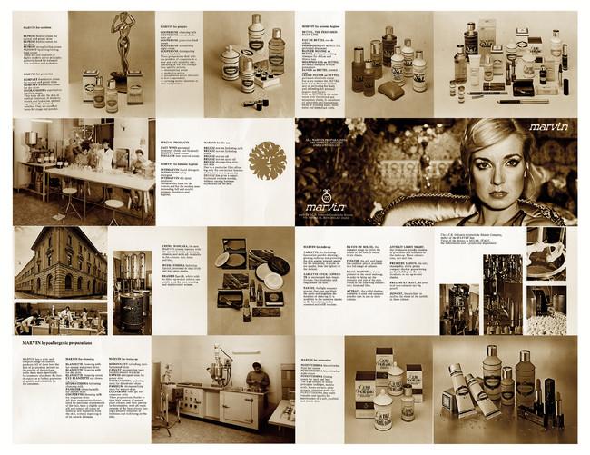 <ラブソルー>の元となったイタリアの化粧品ブランド<マーヴィン>の歴史