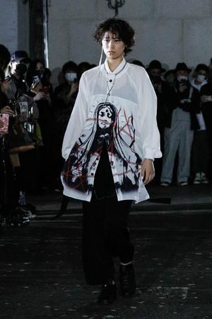 〈ACUOD by CHANU/アクオド バイ チャヌ〉21'春夏コレクション ランウェイショーより