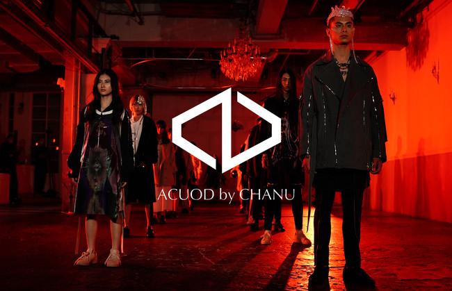 〈ACUOD by CHANU/アクオド バイ チャヌ〉21'春夏 ビジュアル