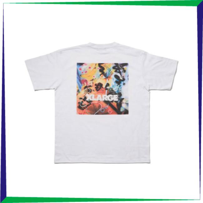 <XLARGE×AYAITO> T シャツ 5,500 円 (綿100%S~XL)