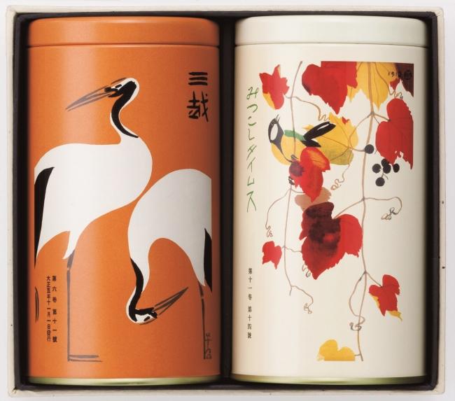三越のパッケージデザインがオランダのシーボルトハウス「捨てるには素敵すぎる 日本のパッケージデザイン」展にて展示