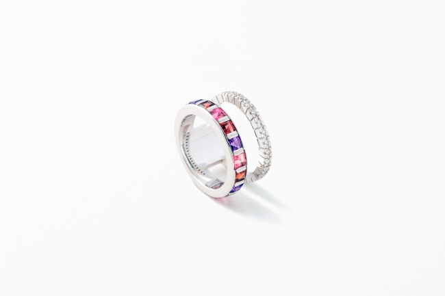 Alignment Ring(White Gold)¥220,320