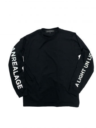「AGE」ロングスリーブTシャツ ¥12,960(反射時)