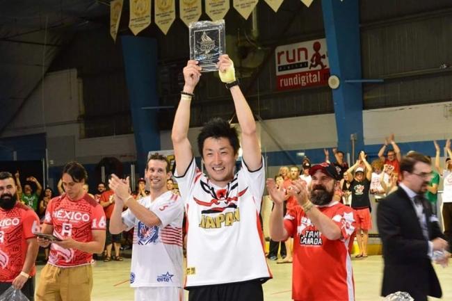 日本人初・W杯総合MVP受賞!! 男...