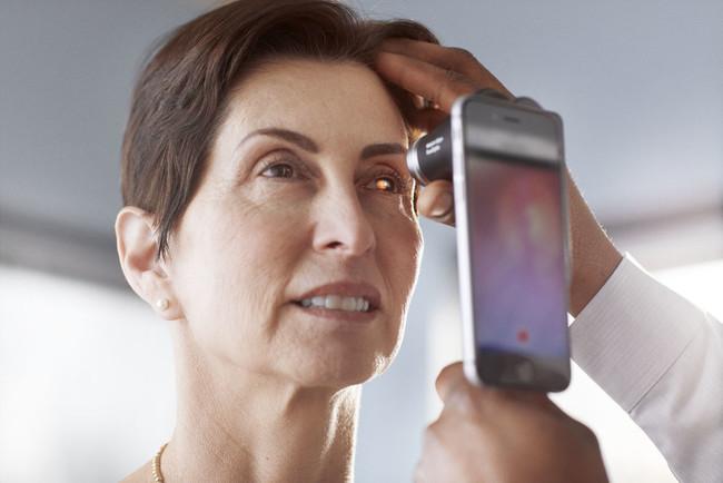 パンオプティックプラス検眼鏡によるデジタル画像キャプチャ