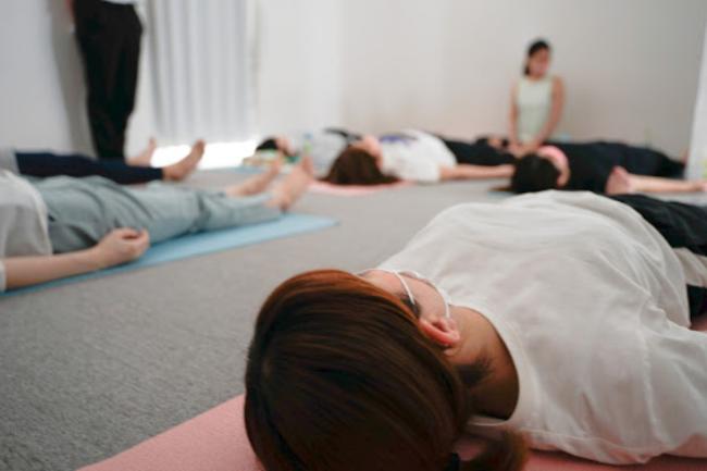 瞑想・セルフメディテーション