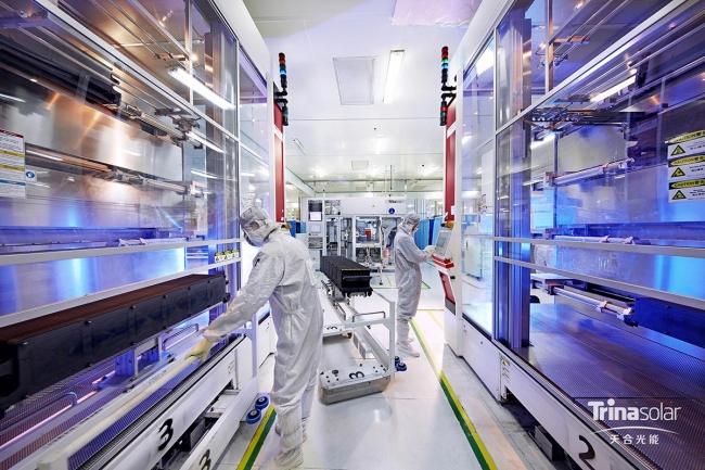 Trina Solarが6回連続でトップパフォーマーとして認定