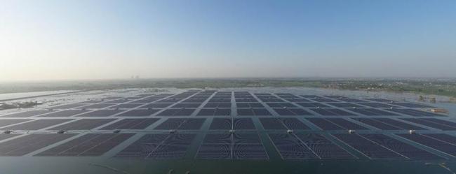 トリナ・ソーラーブース A-17「ため池や農地を利用した太陽光発電に最適な製品とソリューションのご提案」