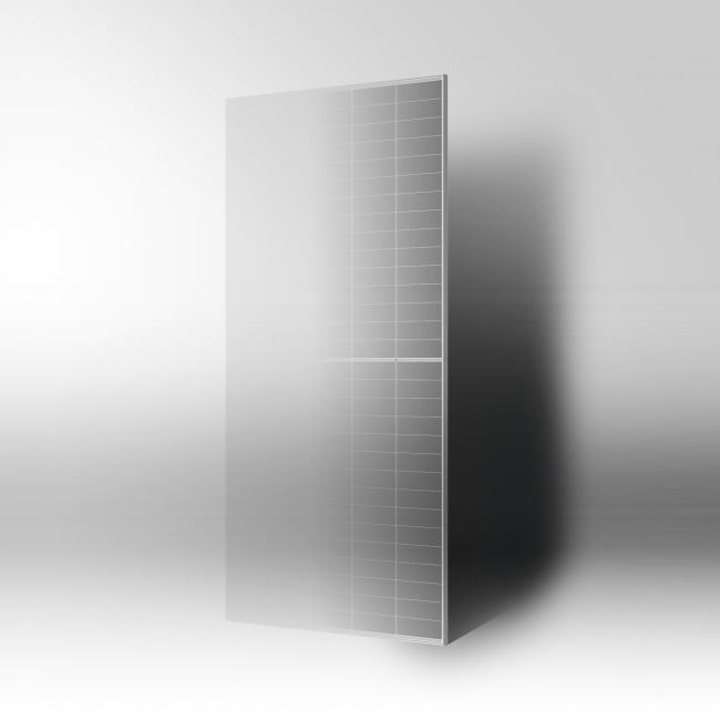 トリナ・ソーラーの大型モジュールの完成図