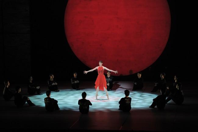 「デューク・エリントン・バレエ」Ad Lib on Nippon(撮影:鹿摩隆司)