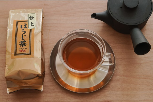 極上ほうじ茶 500円~