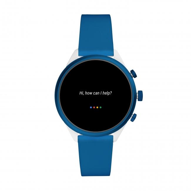 FTW6051 ブルー 直径41mm 33,000円(税抜き)