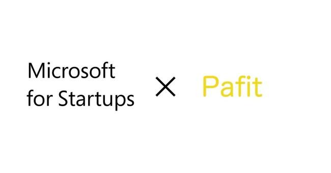 Pafit株式会社がスタートアップ支援プログラム「Microsoft for Startups」に採択されました