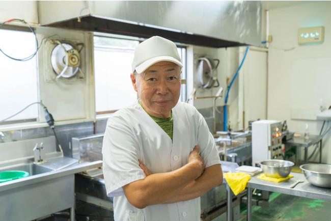 海鮮北海道市場株式会社 会長 滝田 修氏