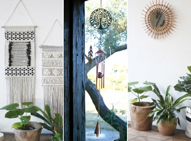あなたのお部屋が、心が放浪しゆったりと自分を取り戻す基地になる。「BOHO」スタイルのご提案。