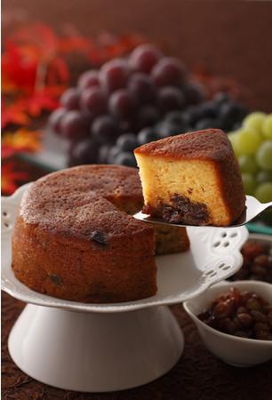 レーズンのパウンドケーキ「葡萄と小麦」