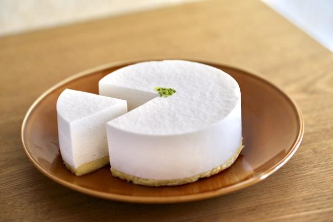 酒粕ヨーグルトケーキ